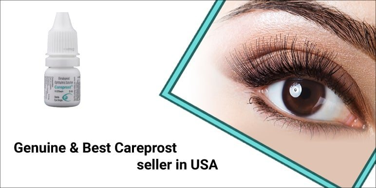 Genuine & Best Careprost seller in USA