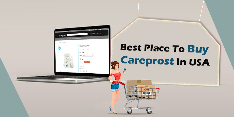 Where to buy Careprost in USA?