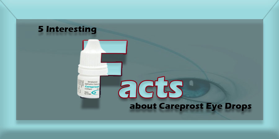 5 interesting facts about Careprost Eye Drops